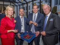 Tentoonstelling 'Innovations in Dutch Horticulture' EP geopend