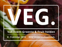 Save the date: VEG. event 2019